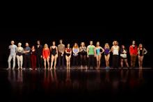 """Balettakademien Göteborg har fått unika rättigheter att sätta upp,""""A Chorus Line""""."""
