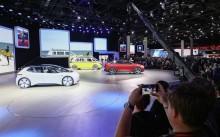 Frankfurtsalongen: Volkswagen visar vägen mot bilens framtid