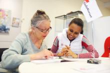 Tio veckors pro bono-arbete för Röda Korsets nya app
