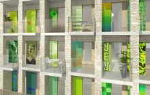 FOJAB arkitekter vidare i unikt byggprojekt i Norra Djurgårdsstaden