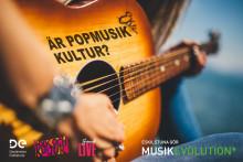 Är popmusik kultur?