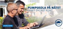 Pumpleverantör lanserar nytt interaktivt och flexibelt utbildningsprogram på nätet