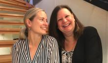 Gästbloggen: Sara Englund Eckerbom och Anneli Stolt