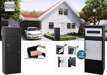 Berglunds postlådor – kvalitet och säkerhet i daglig post- och paketmottagning!