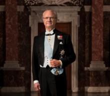 HM Konungen får inblick i vatten- och avfallsteknik på UMEVA