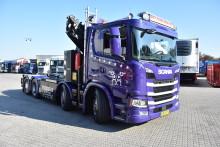 Ny topudstyret kranbil til Stenberg Transport