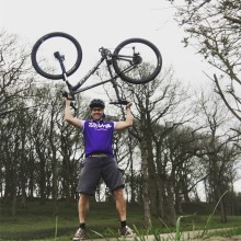 Shipley man set to cycle 127 miles for the Stroke Association