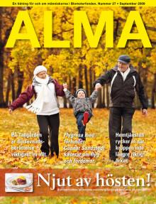 Alma - Blomsterfondens medlemstidning nr 27