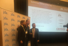 Centiro utsedda till Best Technology Partner under JDA Focus Connect 2017