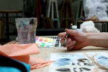 Tre helt nya utbildningar och fler studerandeplatser till befintliga konst- och kulturutbildningar 2018