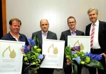 Tre företag vann Göteborgs Hamns miljöpris 2014