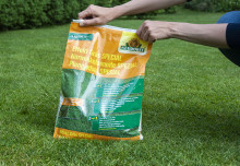 Nytt helhetskoncept för frisk och stark gräsmatta!