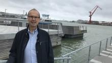 Sveriges största sjöfartsmässa ligger på Donsö i Göteborgs södra skärgård