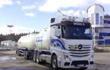 Wibax blir ny transportör av tjockolja för Preem