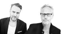 Uno Svenningsson och Michael Jeff Johnson till Västerås