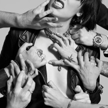 "HALESTORM ARE ABOUT TO GET ""VICIOUS"""