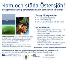 Nordic Sea Winery främjar havsmiljön i Östersjön. Hjälp till du också.