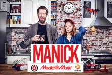 MediaMarkt hyllar teknikälskare i nytt tv-format