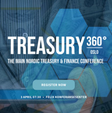 Treasury 360° Oslo 2019
