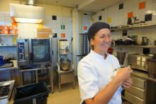 Pressinbjudan: Årets kock lagar mat när blivande köksmästare bjuds till öppet hus