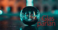 Glaspärlan ger glans åt unika glasprojekt