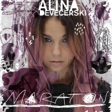 "Alina Devecerski slipper debutalbumet ""Maraton"" den 19.november"