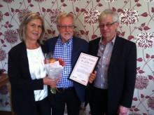 Almi Mitt och NyföretagarCentrum Sundsvall/Timrå har utsett Årets Mentorer i Västernorrlands län:  En mentor kan bli avgörande för företagarens framtid!
