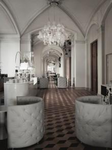 Skapandet av designföremålen i Nationalmuseums nya restaurang i utställning på Stockholm Furniture & Light Fair