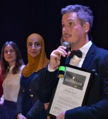 Fritidsbanken blev Årets initiativ 2016