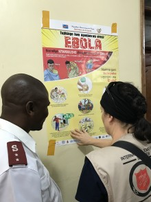 The Salvation Army Trains Thousands of Community Leaders in Hygiene Practices to Combat Ebola in DRC