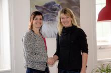 Djurskyddet och Evidensia tecknar avtal om samarbete för att främja sällskapsdjurens hälsa