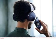 Kabellose Freiheit und überragender Sound: Die neuen Bluetooth®-Kopfhörer von Sony