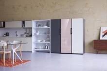 Samsung introduserer nytt BESPOKE-kjøleskap og ny premium-serie med innebygde hvitevarer på IFA 2019