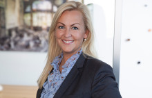 Hon blir ny försäljningschef på MOHV