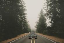 Kjøring i tåke