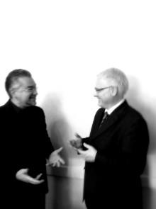 """""""Politiken måste motivera kulturen"""" - Alfons Karabuda möter Ivo Josipovic"""