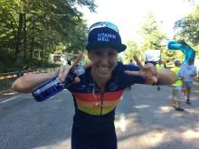 Lisa Nordén svensk mästare i cykel