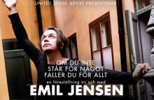 Emil Jensen - Turné, samlingsskiva & bok
