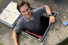 Almi Invest investerar i IoT-plattform för vattenmätning
