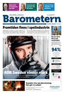 I vår tidning Norrlandsbarometern hittar du spännande information om hur konjunkturläget i ditt län utvecklas