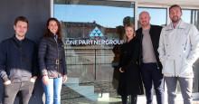 OnePartnerGroup växer och öppnar nytt kontor i Vara
