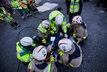 Simulering och spel hjälper brandmän att träna farliga övningar
