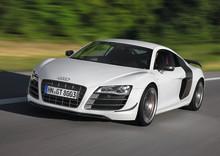 Audi R8 GT: Extremt lätt konstruktion och enorma prestanda