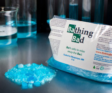 Bathing Bad Badesalt