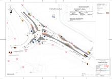Beskrivning ombyggnation Öxnehagaleden-Kungsängsvägen