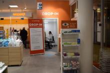 Kronans Apotek storsatsar på Drop-in för enklare vårdtjänster