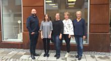 LINK arkitektur satsar i Skellefteå