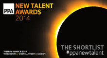 Readly sponsoring the PPA New Talent Awards