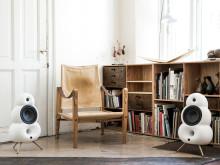 """Podspeakers præsenterer næste generation """"Pods"""" med design-selv muligheder og en markant opgradering af lyden"""