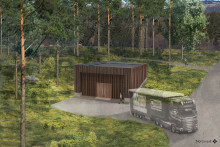 Peab bygger nytt vannverk på Moelv